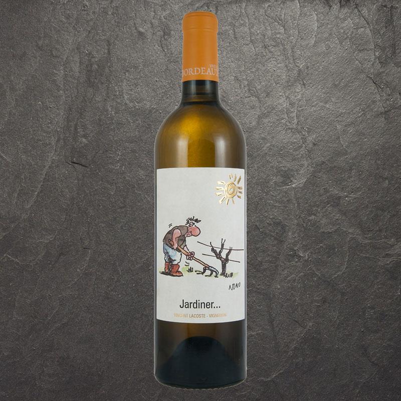 Witte wijn van het huis