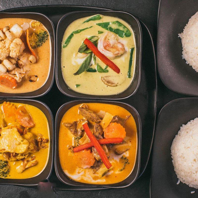 Curry Ontdekking